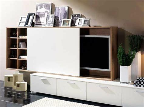 wohnwand mit verstecktem fernseher wohnzimmerm 246 bel tolle wohnwand designs die sie inspirieren