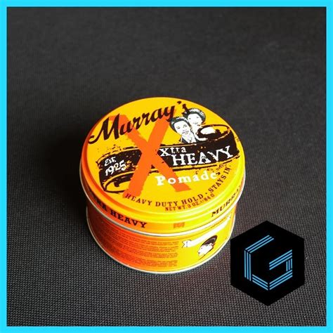 Murrays Murray Murrays Xtra Heavy jual pomade murrays xtra heavy murah di lapak gloireshop