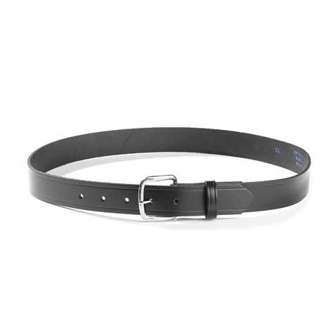 black leather belt 1 1 4 quot wide 1409