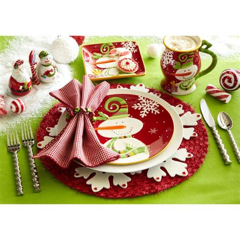 christmas place settings christmas place settings oh what fun table settings centerepiece decorating pinterest