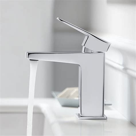 White Bathroom Faucet by Bathroom Faucets At Efaucets