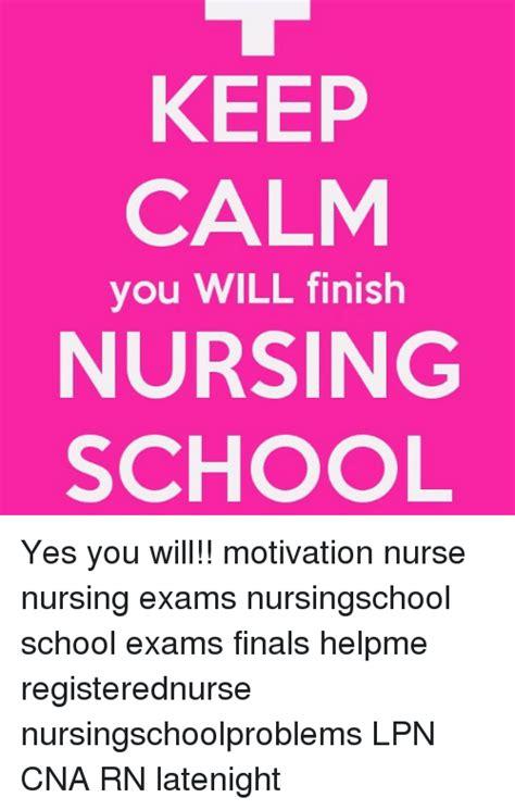 Nursing Finals Meme