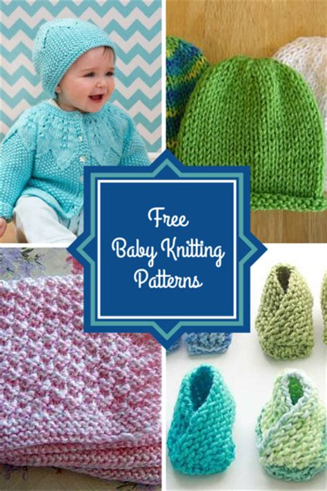 free knitting patterns and projects how to knit guides 75 free baby knitting patterns allfreeknitting com