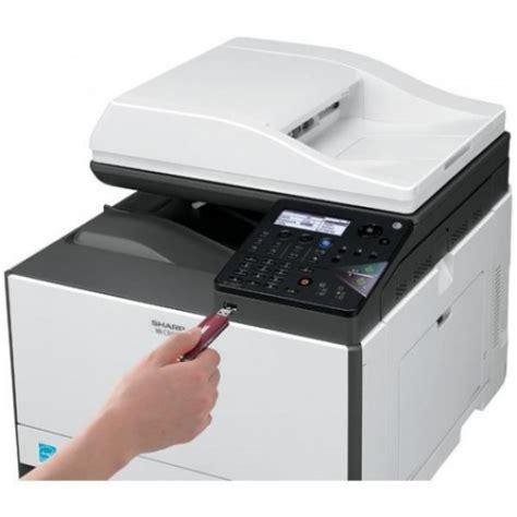 photocopieur couleur sharp mxc 300w burotic store