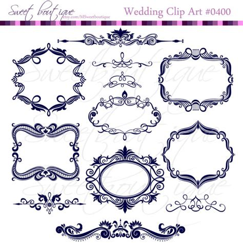 Navy Wedding Border by 7 Best Images Of Navy Wedding Border Navy Blue Border