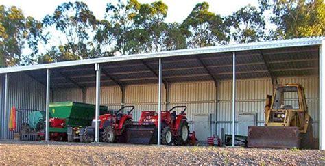 machine shed rural shed designs action sheds