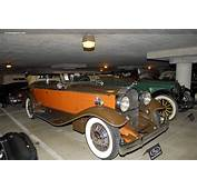 1931 Packard Model 840 DeLuxe Eight Image Chassis Number
