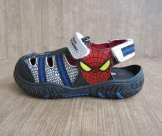 Sepatu Sandal Wanitasendalcasualsandal Spidey Gs1 shoes on venom slippers and