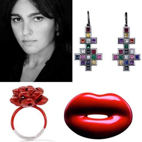 Solange Azagury Partridge by A Conversation With Jewelry Designer Solange Azagury
