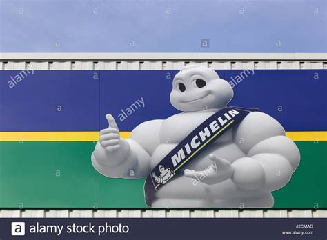 michelin man logo stock  michelin man logo stock images alamy