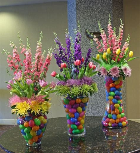 Best Ideas To Put Easter Centerpieces On Table With Easter Arrangements Centerpieces
