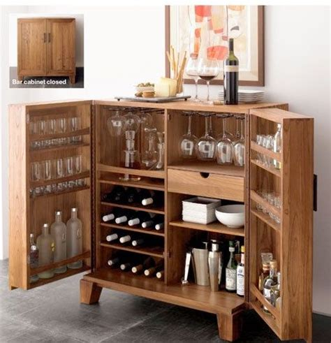 17 best ideas about liquor cabinet on small