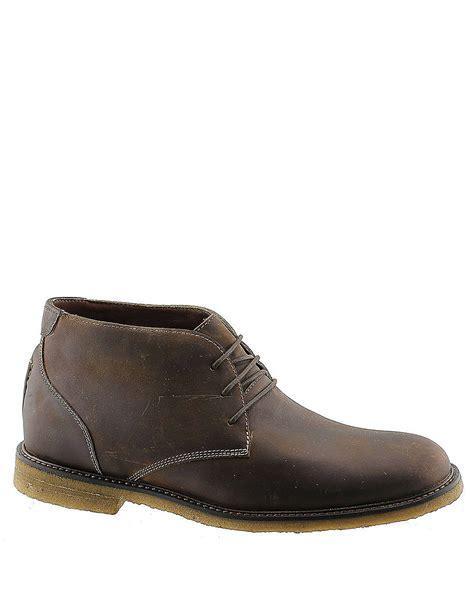 johnston and murphy chukka boots johnston murphy copeland chukka boots in brown for
