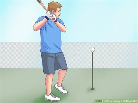 how to swing a bat faster how to swing a softball bat 11 steps with pictures
