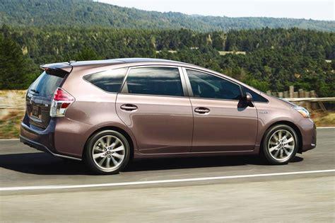 2015 Toyota Prius V Used 2015 Toyota Prius V Wagon Pricing For Sale Edmunds