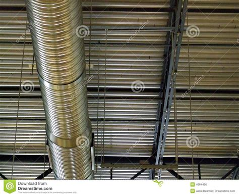 Ceiling Duct ceiling duct stock photo image of rail ductwork beam