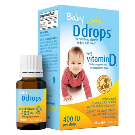 baby d drops baby ddrops review babygearlab