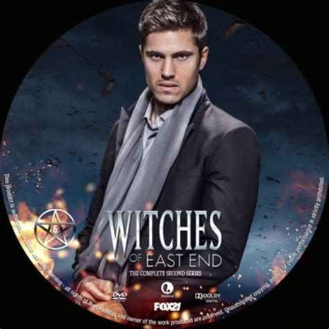 The Myth Ii 6 Disc End witches of east end season 2 disc 6 dvd covers labels by covercity