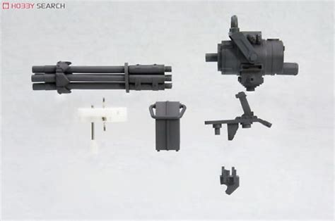 Sale Msg Weapon Unit 21 Harpoon Launcher Paling Laris hobby search gatling gun is the of