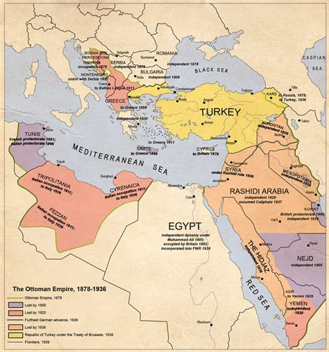 Ottoman Empire Fall The Ottoman Decline 1878 1936 By Edthomasten On Deviantart