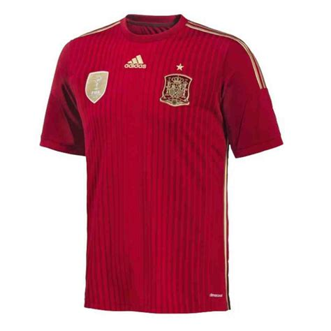 Kaos Spain 5 jual jersey ori baru adidas spain 2013 2014 official