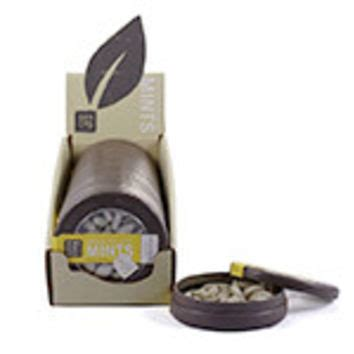Sencha Green Tea Mints Original 9g Box shop green canisters on wanelo