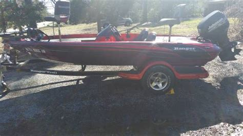 used bass boats charlotte nc ranger r71 for sale