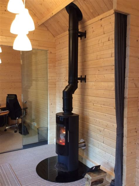 Log Cabin With Wood Burning Stove by Pictures Of Our New Morso Wood Burning Stove Keops