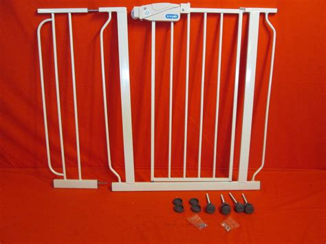 regalo extra widespan walk  safety gate white