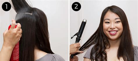 easy perm for hair to be fixed easy techniques to curl asian hair more com