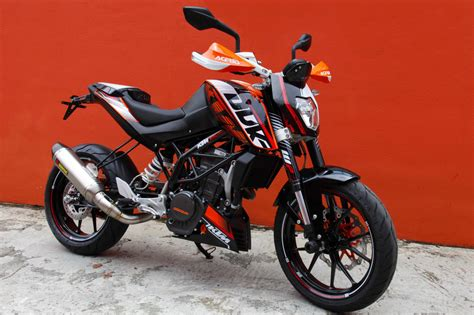Ktm 200r Ktm 200 Duke Official Details Is Now Available On Ktm
