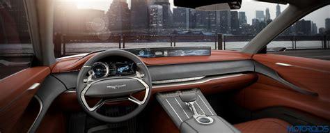 Cool 2 Door Cars hyundai s new genesis gv80 concept suv gets plug in