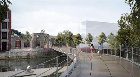 design competition bridge marc mimram wins new bridge in bath design competition
