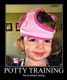 Potty Training Memes - potty training help on pinterest potty training girls