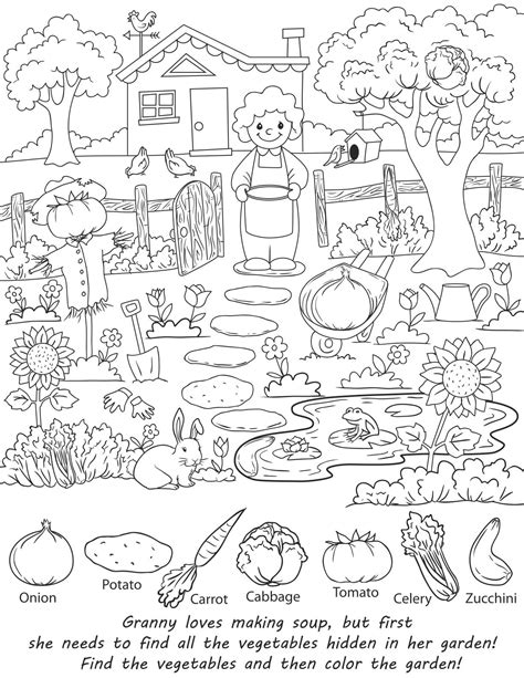 coloring pages hidden pictures free coloring pages of find the hidden objects
