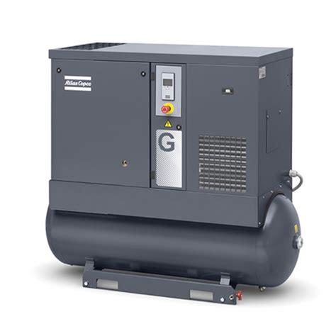 7kw air compressor g7 el 10 bar new model the compressor store