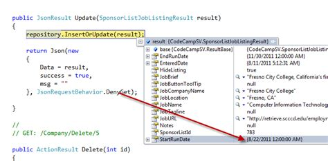 format date extjs getting extjs 4 date format to behave properly in grid