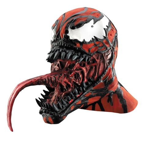 printable venom mask dr theda s crypt as requested carnage