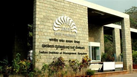 Iim Bangalore Correspondence Mba by Iim Bangalore Puts Quota For Sc Sts In Place