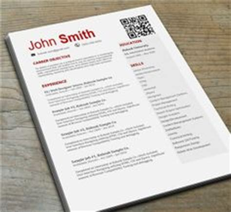 Resume Qr Code 1000 Images About Resumes Galore On Resume Qr Codes And Resume Design