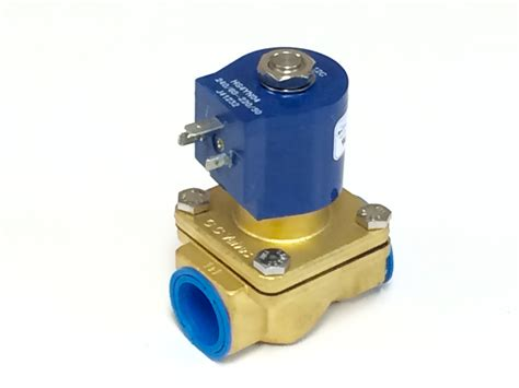 Solenoid Valve 34 Ss304 Din gc normally closed solenoid valves car wash store