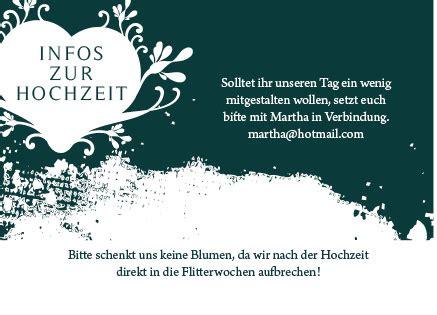 Hochzeitseinladung Winter by Einlagekarten Herzergreifend Winterlich