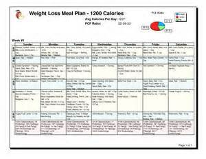 la weight loss menus picture 1