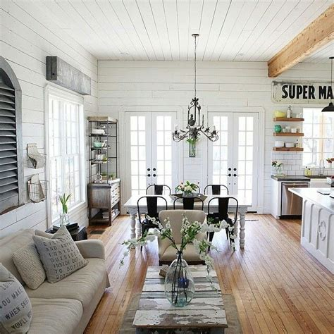 gaines farmhouse joanna gaines farmhouse living room pinterest
