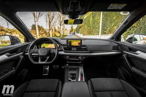 Audi Q7 Höhe by Prueba Audi Q5 2 0 Tdi 190 Cv Cari 241 O He Encogido A Un Q7