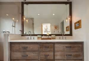 Modern Rustic Bathroom Design Outdated Bungalow In California Will Get Modern Makeover