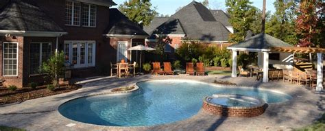 traditional pool nc photo gallery