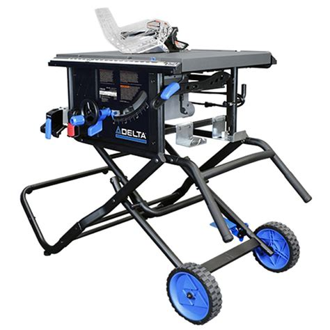 10 portable table saw delta power tools 36 6020 10 portable table saw with