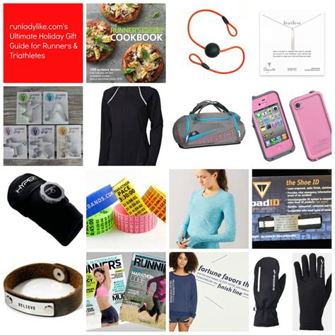 runladylike com s ultimate holiday gifts for runners