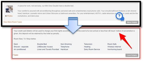 room booking policy 3 reasons don t hide your hotel booking cancellation policy bookingcounts